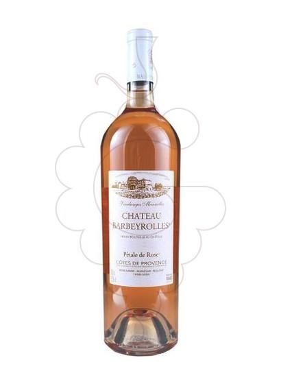 Foto Chateau Barbeyrolles Cuvée Pétale de Rose vi rosat