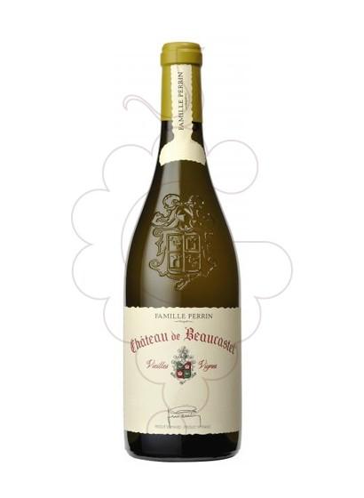 Foto Chateau Beaucastel Roussanne Vieilles Vignes vi blanc