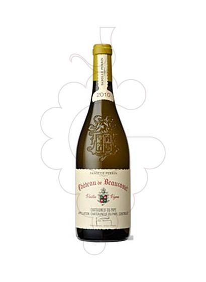 Foto Chateau Beaucastel Blanc vi blanc