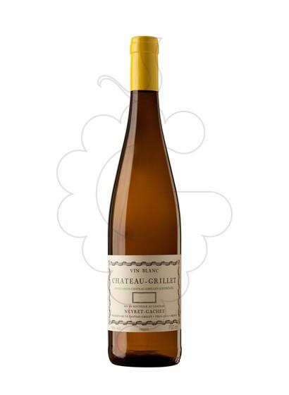 Foto Chateau Grillet vi blanc
