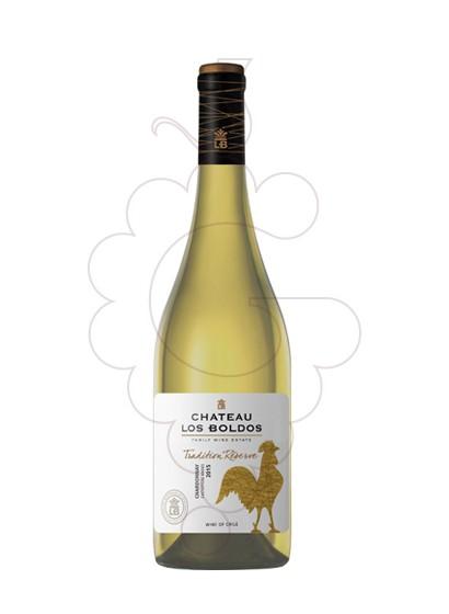 Foto Chateau los Boldos Chardonnay vi blanc