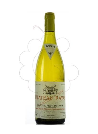 Foto Chateau Rayas Blanc vi blanc