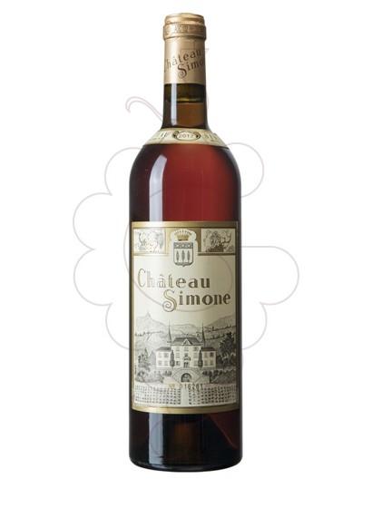 Foto Chateau Simone Blanc vi blanc