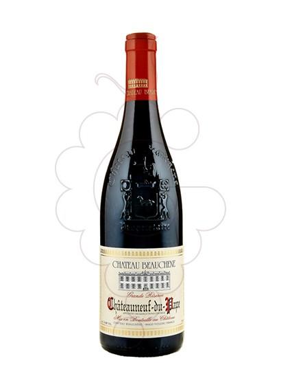Foto Ch. Beauchêne Châteneuf-du-Pape Grande Réserve vi negre