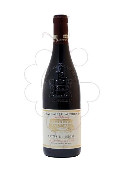 Foto Ch. Beauchêne Grande Réserve vi negre
