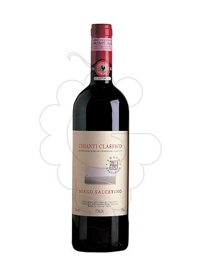 Foto Chianti Classico Borgo Salcetino vi negre