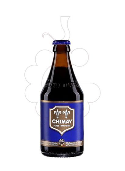 Foto Cervesa Chimay Blava