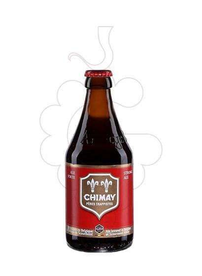 Foto Cervesa Chimay Vermella