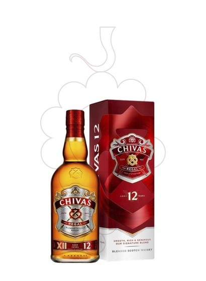 Foto Whisky Chivas 12 Anys