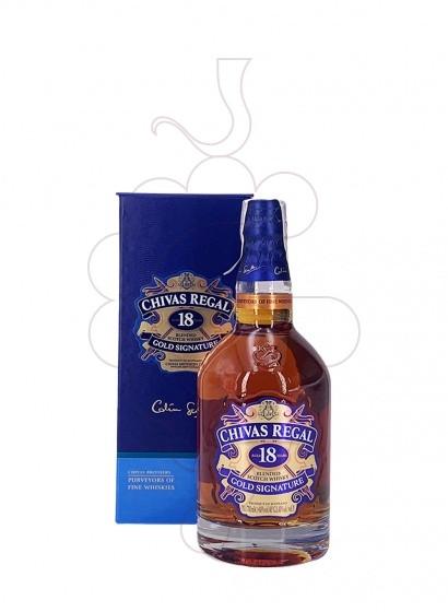 Foto Whisky Chivas 18 Anys