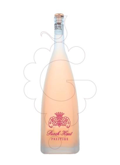 Foto Chateau Puech-Haut Prestige Rosat Givré Jeroboam vi rosat