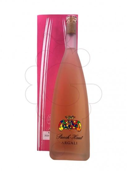 Foto Chateau Puech-Haut Prestige Rosat Givré Magnum vi rosat
