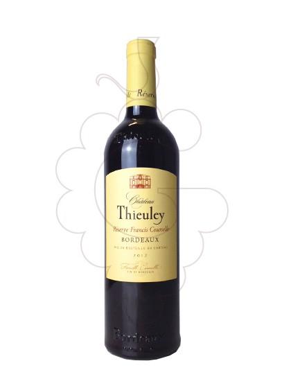 Foto Chateau Thieuley Réserve Francis Courselle vi negre