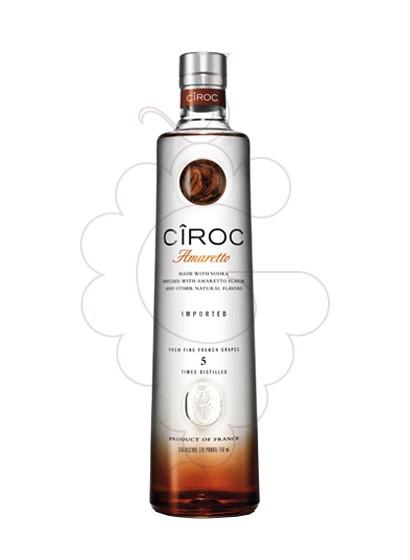 Foto Vodka Cîroc Amaretto
