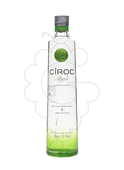 Foto Vodka Cîroc Apple