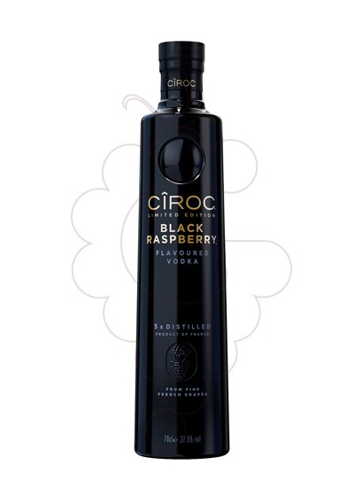 Foto Vodka Cîroc Black Raspberry
