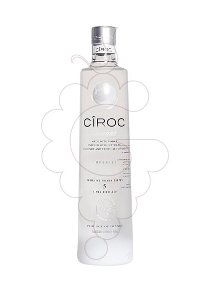 Foto Vodka Ciroc coconut vodka litre