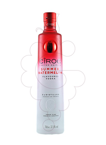 Foto Vodka Ciroc summer watermelon 70 cl