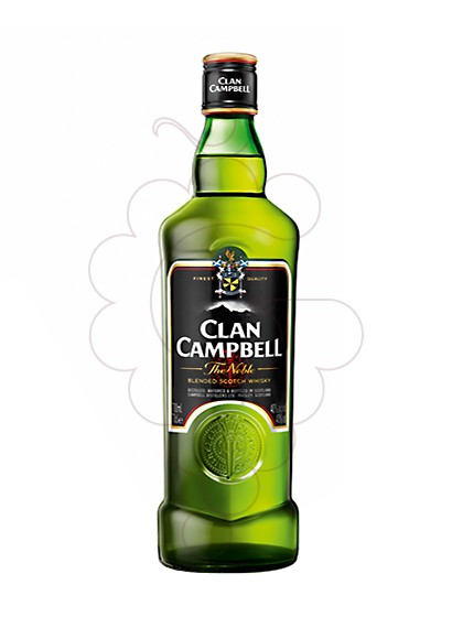 Foto Whisky Clan Campbell