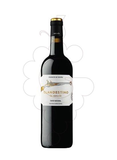 Foto Clandestino de Menade vi negre