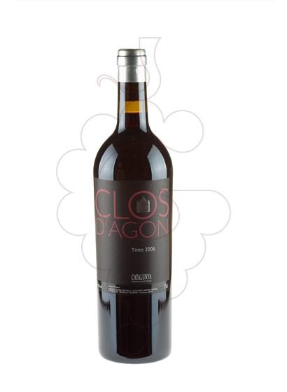 Foto Clos d'Agon Negre vi negre