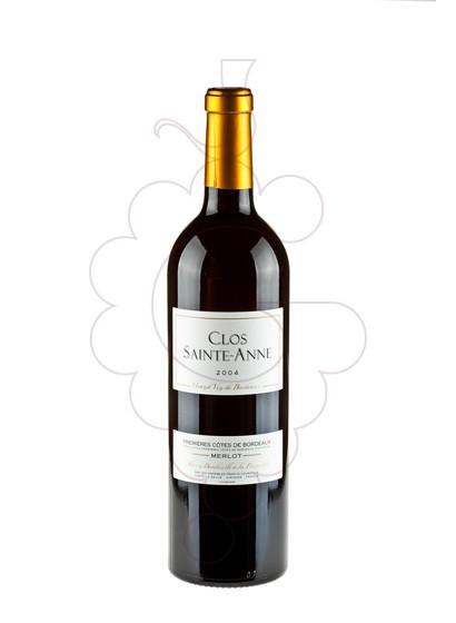 Foto Clos Sainte Anne Negre vi negre