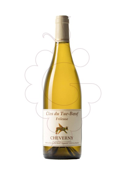 Foto Clos Tue-Boeuf Cheverny Frileuse vi blanc