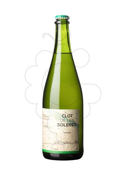 Foto Clot de les Soleres vi blanc