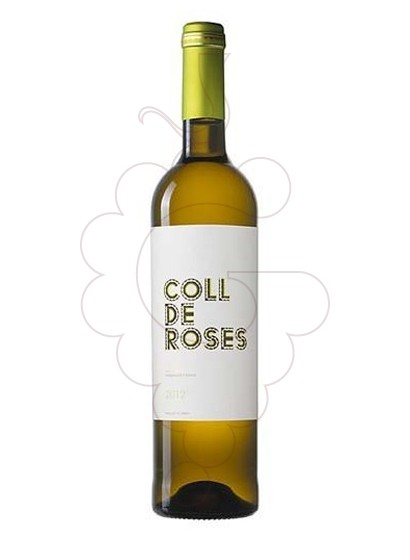 Foto Coll de Roses Blanc Selecció vi blanc