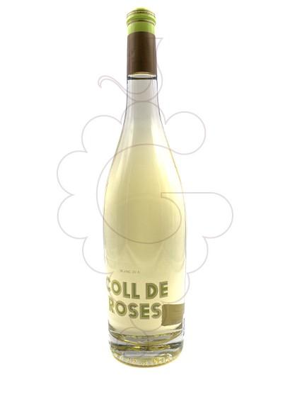 Foto Coll de Roses Blanc vi blanc