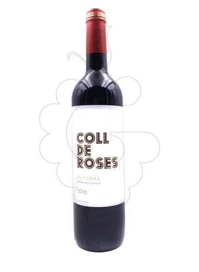 Foto Coll de Roses  vi negre