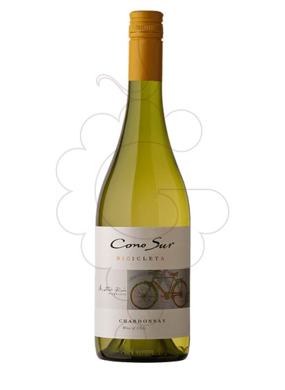 Foto Cono Sur Blanc Chardonnay vi blanc