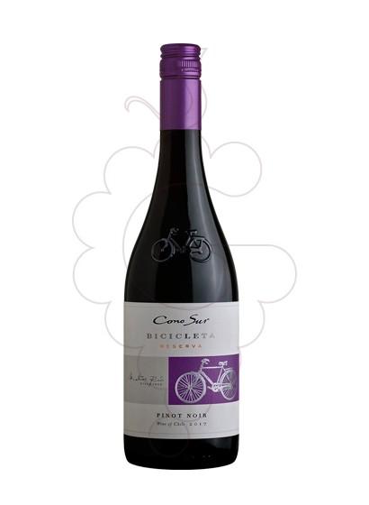 Foto Cono Sur Pinot Noir vi negre