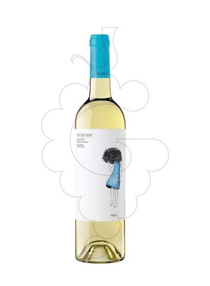 Foto Cop de Vent Blanc vi blanc