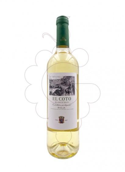 Foto El Coto Blanc vi blanc
