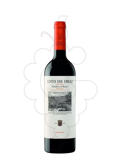 Foto Coto de Imaz Reserva (mini) vi negre