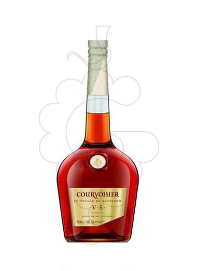 Foto Cognac Courvoisier V.S. Le Voyage