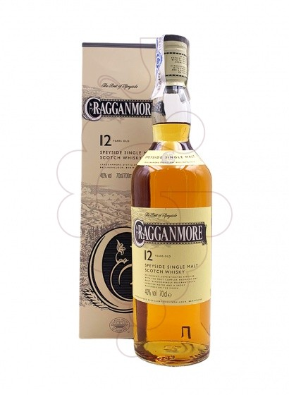 Foto Whisky Cragganmore 12 Anys