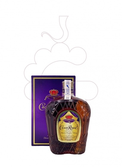 Foto Whisky Crown Royal Canadian