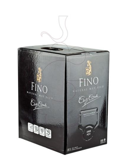 Foto Cruz Conde Fino Bag in Box vi generós