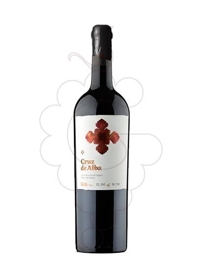 Foto Cruz de Alba Crianza Jeroboam vi negre