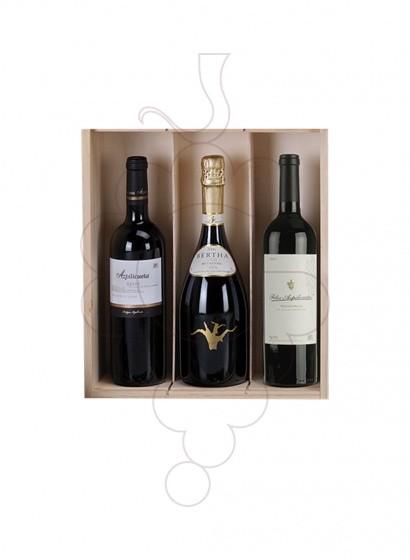 Foto Caixes Nadal Pack 2 Ampolles Cava