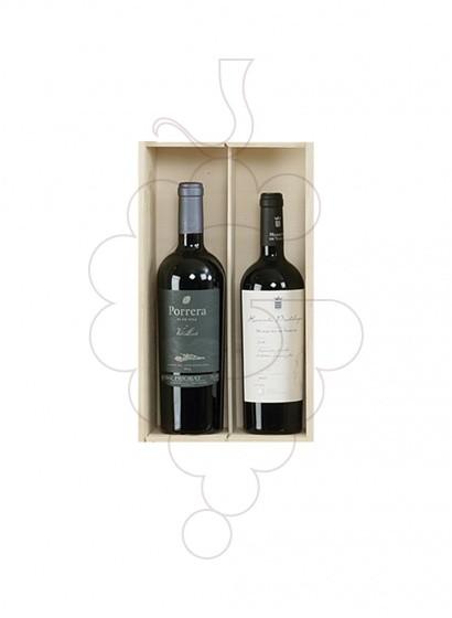 Foto Caixes Nadal Pack 4 Ampolles Vi Català