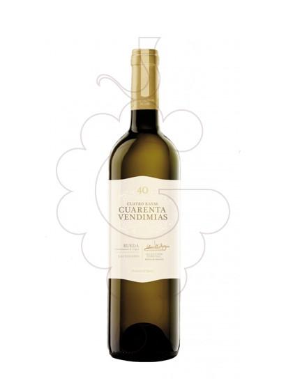 Foto Cuarenta Vendimias Sauvignon Blanc vi blanc