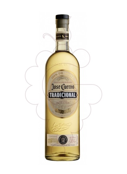 Foto Tequila Cuervo tradicional 70 cl