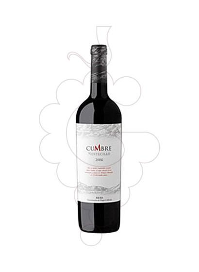 Foto Cumbre Montecillo vi negre