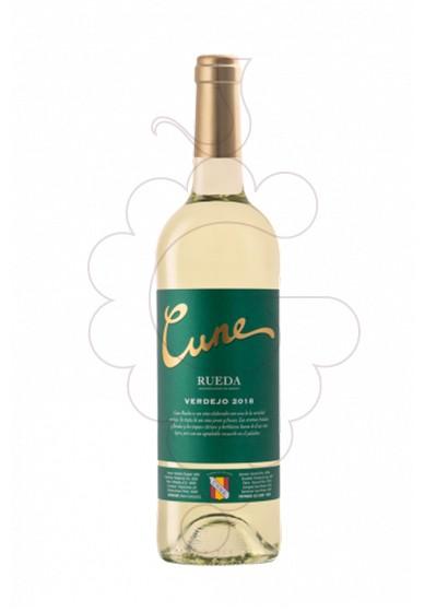 Foto Cune Blanc Verdejo vi blanc