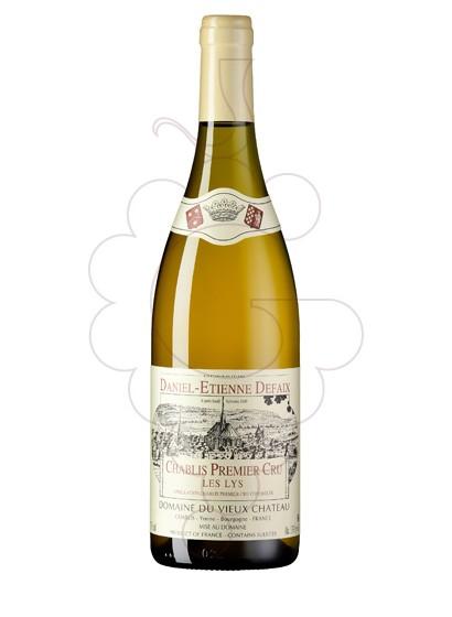 Foto Daniel-Etienne Defaix Chablis 1er Cru Les Lys vi blanc