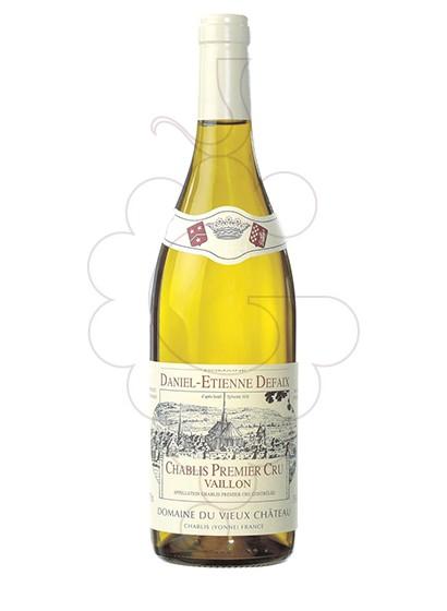 Foto Daniel-Etienne Defaix Chablis 1er Cru Vaillons vi blanc