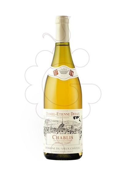 Foto Daniel-Etienne Defaix Chablis Vieilles Vignes vi blanc